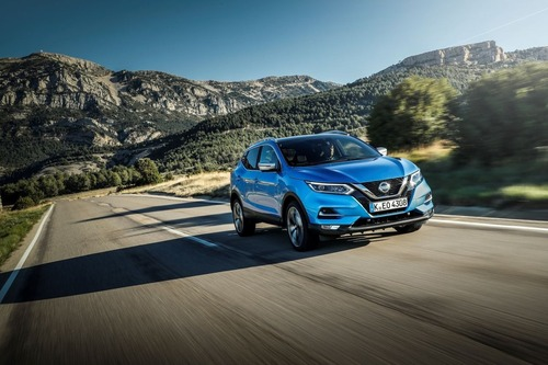 Nissan Qashqai: arriva il nuovo Diesel 1.7 dCi (6)