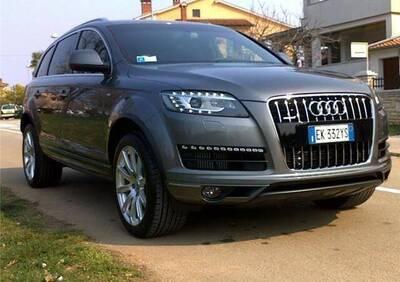 Audi Q7 3.0 V6 TDI 245 CV quattro tiptronic del 2011 usata a Trieste