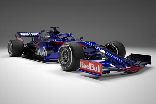 F1 2019: Toro Rosso, svelata la STR14 (2)
