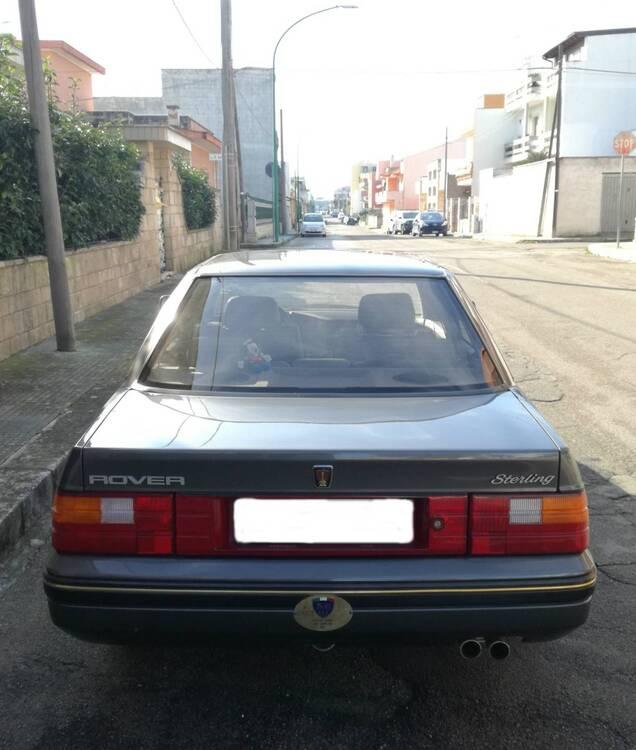 820i Sterling d'epoca del 1987 a Lecce (4)