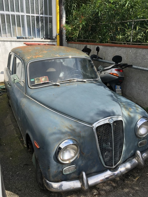 Appia II Serie d'epoca del 1956 a Ferrara (4)