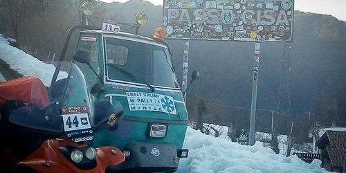 Crazy Italian Rally. Mamely & Bellini Polverizzano il Record! (9)
