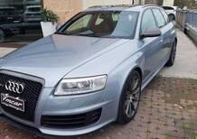 Audi RS6  Avant 6 5.0 V10 quattro tiptronic del 2008 usata a Cesenatico