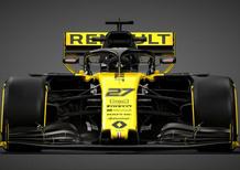 Formula 1 2019: Renault, svelata la R.S.19