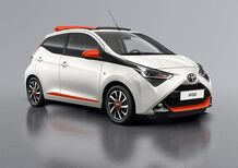 Toyota Aygo, due edizioni speciali al Salone di Ginevra 2019