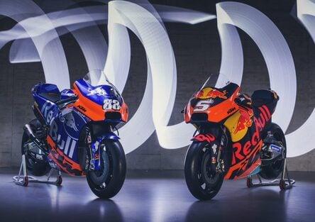 MotoGP 2019. KTM presenta i team MotoGP, Moto2 e Moto3