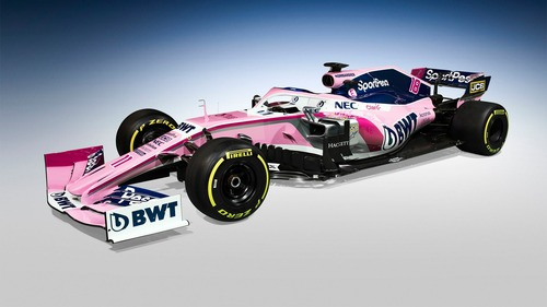 Formula 1, la 'SportPesa Racing Point F1 Team' si presenta a Toronto!