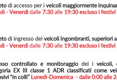 Calendario 2020 Divieti Mezzi Pesanti.Area B Milano Tutte Le Informazioni Su Divieti E Permessi