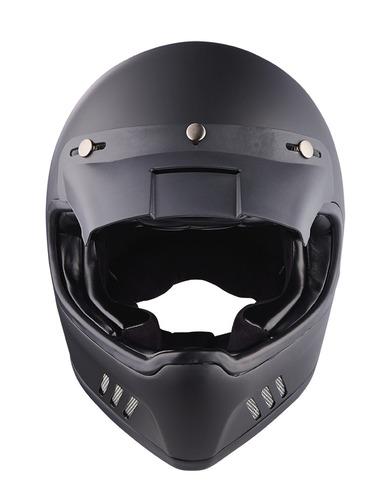 Louis-Moto: casco AJS Vintage II (3)