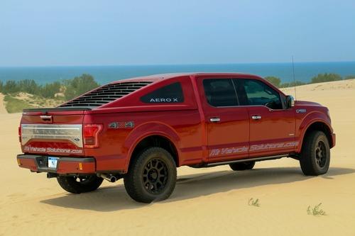 Aero X, l'hard top che trasforma il pick up in coupé  (3)