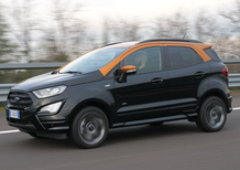 Ford Ecosport, Come va in... Città [Video]