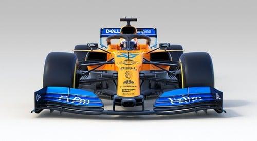 Formula 1 2019: McLaren, tolti i veli alla MCL34 (2)