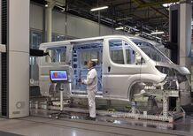 FCA-PSA: collaborazione in Sevel fino al 2023
