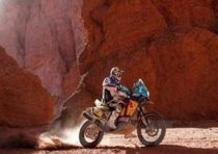 Dakar 2011 – La lunga Notte