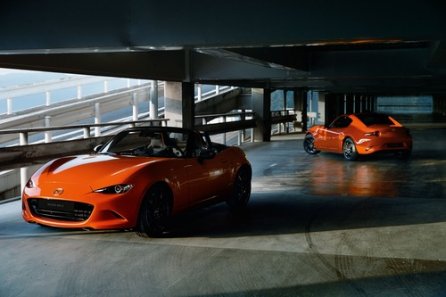 Mazda MX-5 30th Anniversary Edition, al via le vendite in Italia (8)