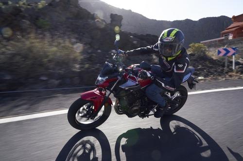 Honda da protagonista al Motor Bike Expo 2019. Pronta al