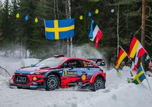 WRC19. Svezia. Neuville (Hyundai), inizio perfetto