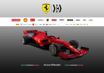 Formula 1 2019: Ferrari, svelata la SF90