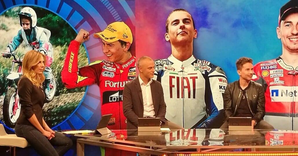 """Jorge Lorenzo: """"Io e Marquez come Prost e Senna"""""""
