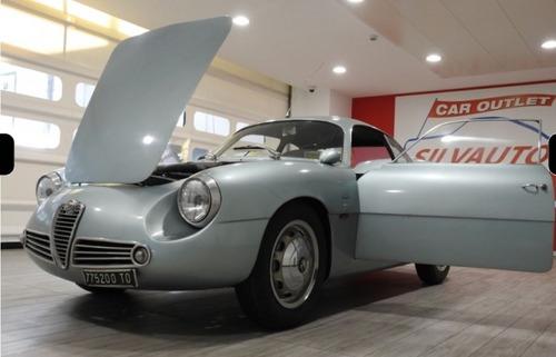 Vecchie Alfa da record risorgono: Giulietta SZ ferma dal 1984 in vendita [foto gallery] (8)