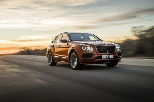 Bentley Bentayga Speed, il SUV più veloce del mondo (2)