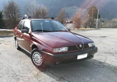 155 - 2000 Twin Spark d'epoca del 1992 a Sant'Ambrogio di Torino