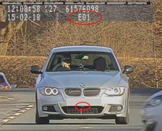 Trucchi per evitare le multe in auto: beccato con Laser Jammer finisce in carcere