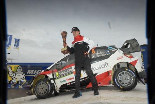 WRC19. Svezia. Tanak & Toyota Greatest Hits. Ora un problema (per gli Avversari) (7)