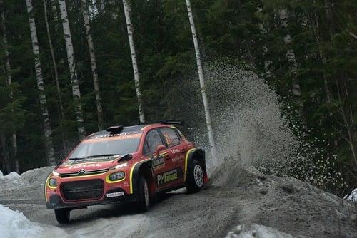 WRC19. Svezia. Tanak & Toyota Greatest Hits. Ora un problema (per gli Avversari) (4)