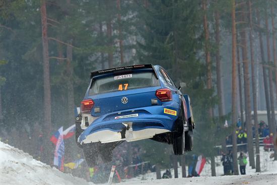 Che spettacolo il rally di Svezia 2019