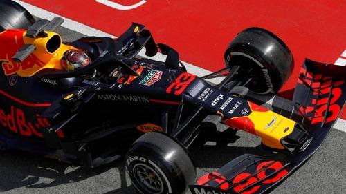 F1 2019 test Barcellona: la Ferrari di Vettel al comando nel Day1 (6)