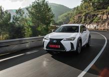 Lexus UX 250h 2019 | funziona se... la fate funzionare [Video]