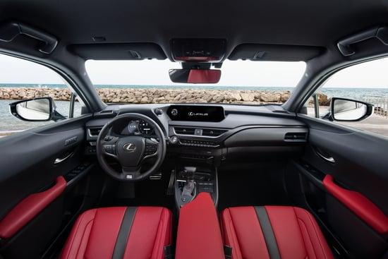Nuovo Lexus UX Hybrid con tecnologia Full Hybrid di ultima generazione
