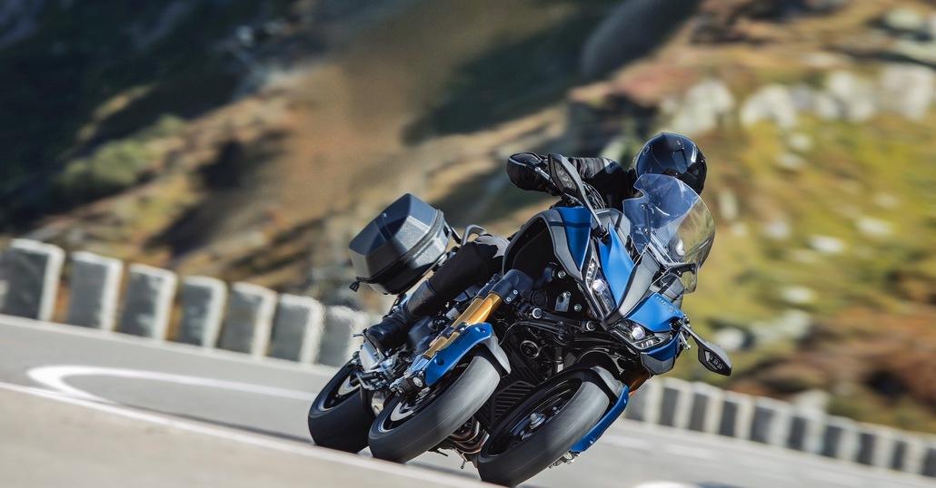 Yamaha: Niken Tour per provare la tre ruote di Iwata