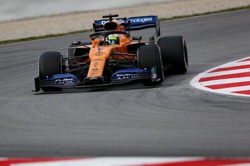 F1 2019, test Barcellona, Day 2: Leclerc al top (2)