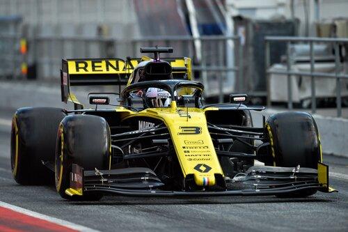F1 2019, test Barcellona, Day 2: Leclerc al top (5)