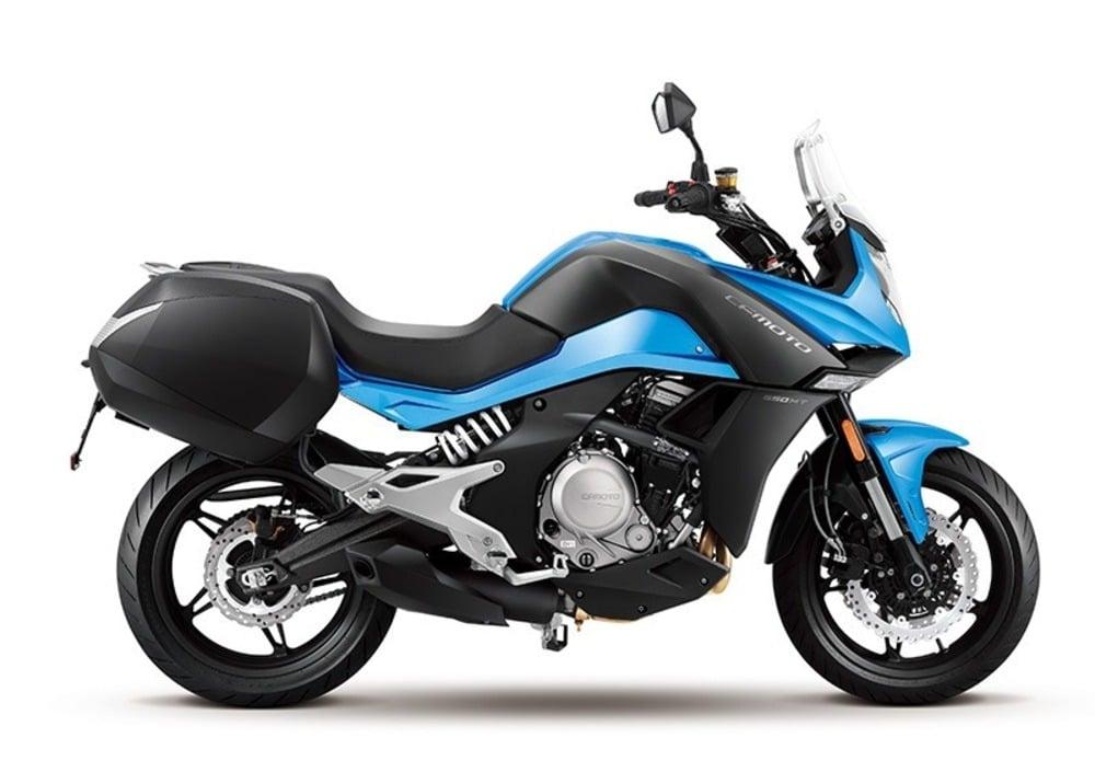 Vendo CF Moto 650 MT (2019 - 20) nuova a Palermo (codice 8042711) - Moto.it