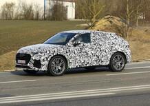 Audi Q4 RS o Q3 RS Sportback? [Foto spia]