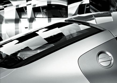 Karl Lagerfeld, le auto che ha immortalato (5)