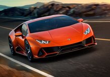 Lamborghini al Salone di Ginevra 2019