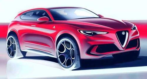 Nuove Alfa Romeo, In arrivo: al Salone di Ginevra un concept che sarà di serie a breve (6)