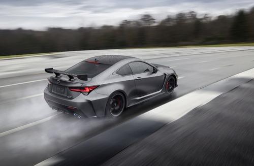 Lexus RC F Track Edition al Salone di Ginevra 2019 (4)