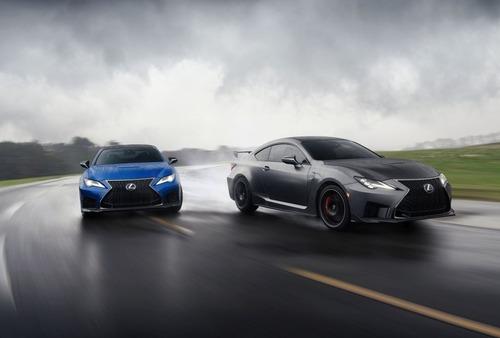 Lexus RC F Track Edition al Salone di Ginevra 2019 (5)