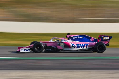 F1 2019, test Barcellona, Day 4: Hulkenberg al top (9)