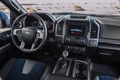 Nuovo Ranger Raptor: il super pick-up Ford anche in Italia [video] (3)
