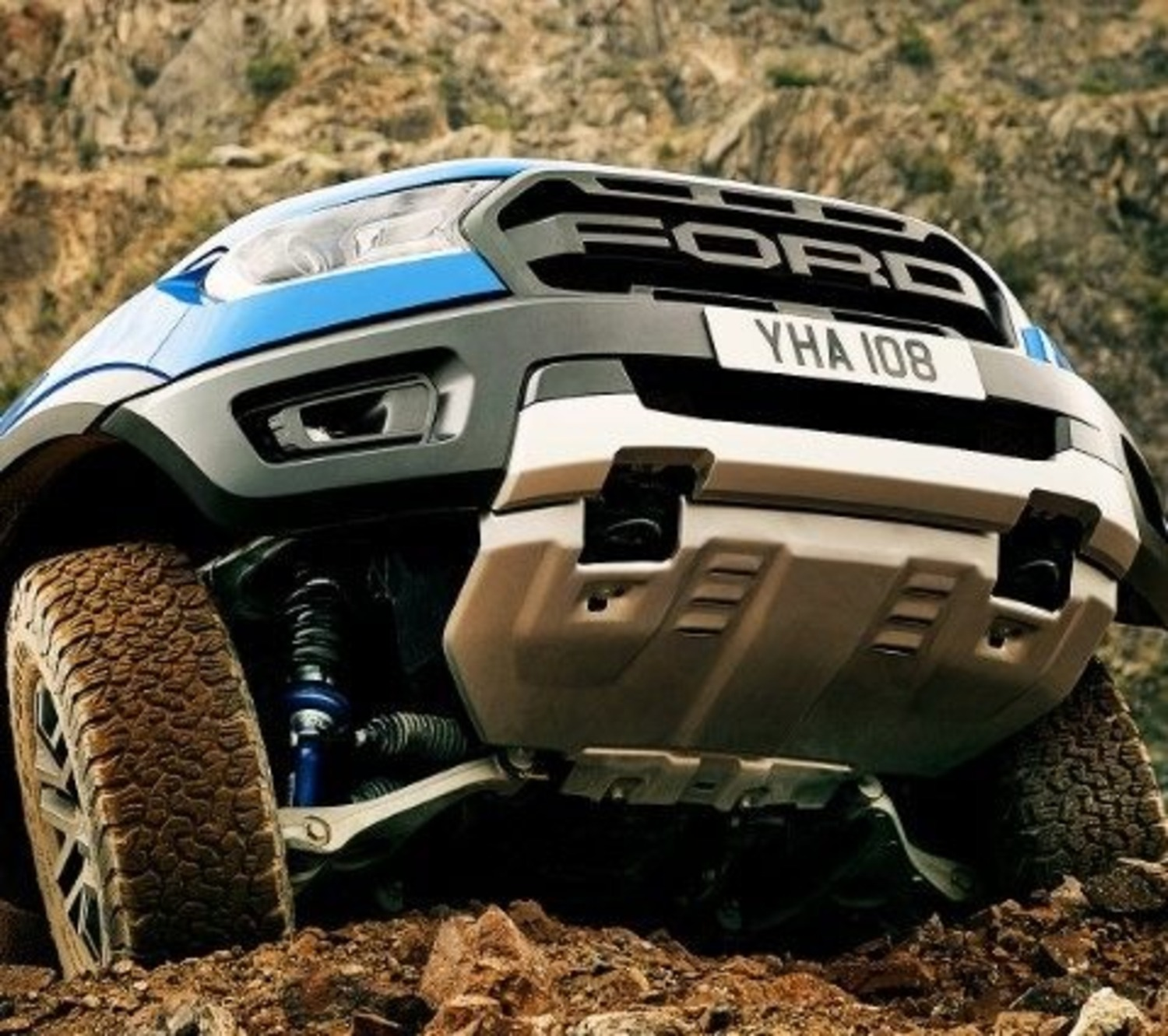 Nuovo Ranger Raptor: il super pick-up Ford anche in Italia [video]