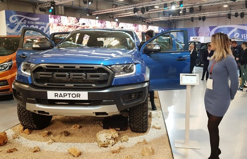 Nuovo Ranger Raptor: il super pick-up Ford anche in Italia [video] (9)