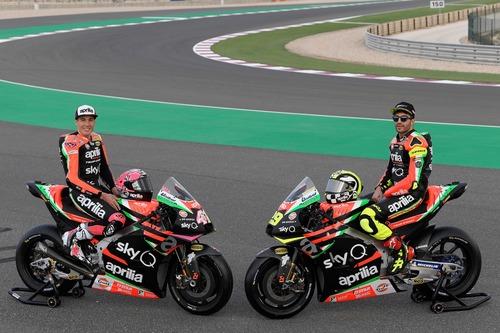 Aprilia MotoGP 2019 di Iannone e Espargarò: ecco la nuova livrea (3)
