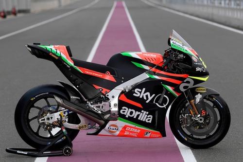 Aprilia MotoGP 2019 di Iannone e Espargarò: ecco la nuova livrea (7)