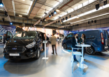 Transpotec Logitec 2019, Ford: rinnovamento gamma commerciali e servizi dedicati [video]